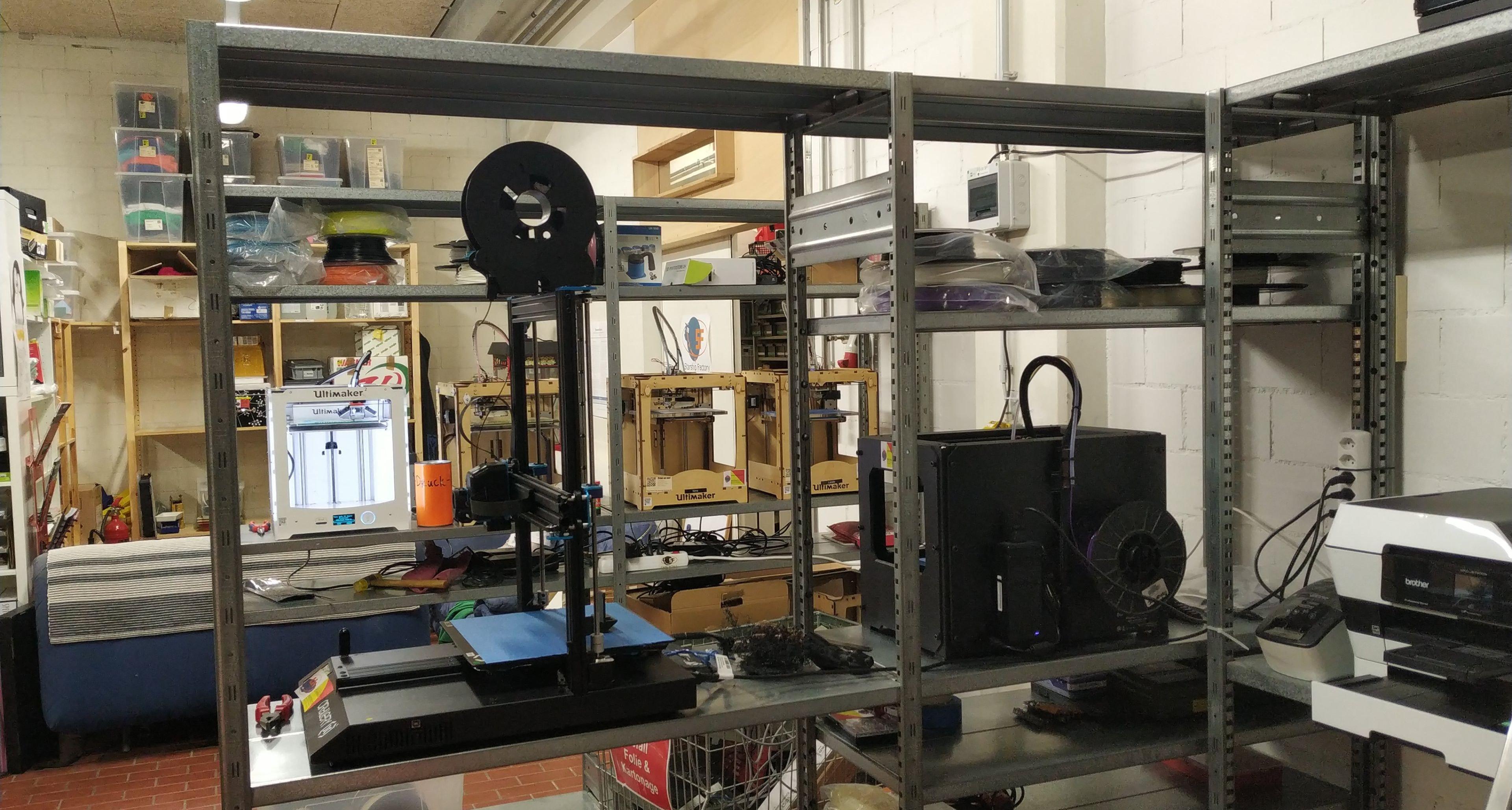 Bild 3D-Drucker